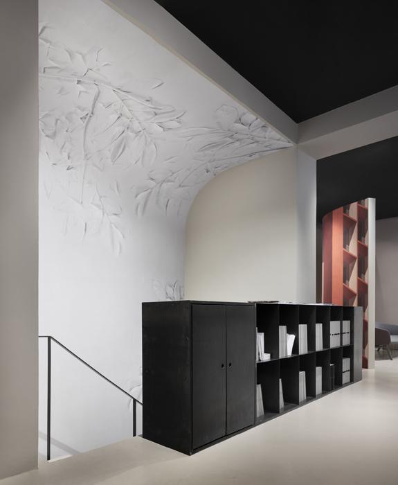 glamora show room Lo Studio design