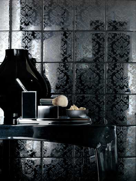 black, styling lo studio design