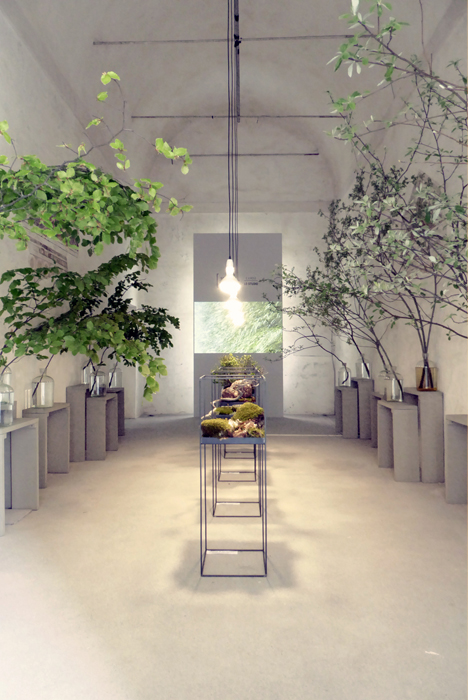 02 Sotto Bosco Lo Studio design/Cardo Hortus 2017